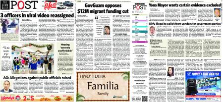 The Guam Daily Post – December 07, 2019