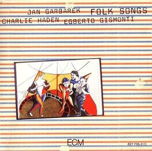 Charlie Haden / Jan Garbarek / Egberto Gismonti - Folk Songs (1981) {ECM 1170}