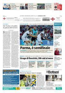 Gazzetta di Parma - 5 Giugno 2017
