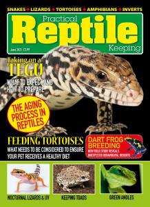 Practical Reptile Keeping - June 2021