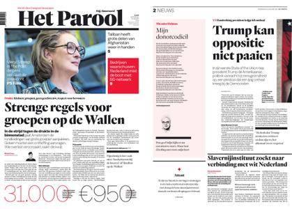 Het Parool – 31 januari 2018