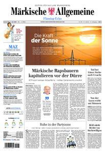 Märkische Allgemeine Fläming Echo - 04. Juli 2019