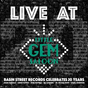 V.A. - Live at Little Gem Saloon: Basin Street Records Celebrates 20 Years (2018)