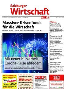 Salzburger Wirtschaft – 20. März 2020