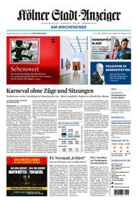 Kölner Stadt-Anzeiger Rhein-Sieg-Kreis – 19. September 2020