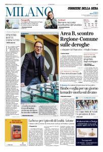 Corriere della Sera Milano – 20 febbraio 2019