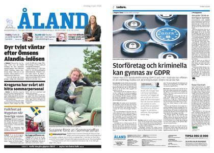Ålandstidningen – 04 juli 2018