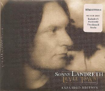 Sonny Landreth - Levee Town (2000) {2009, Expanded Edition} Re-Up