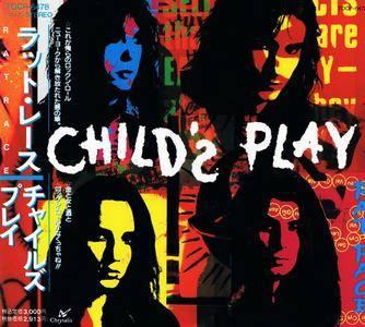 Child's Play - Rat Race (1990) [Japan 1st Press] Promo CD