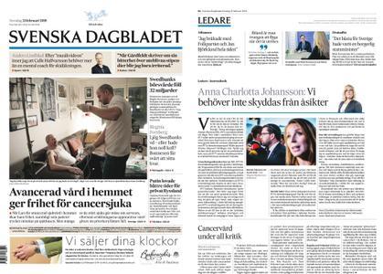 Svenska Dagbladet – 21 februari 2019