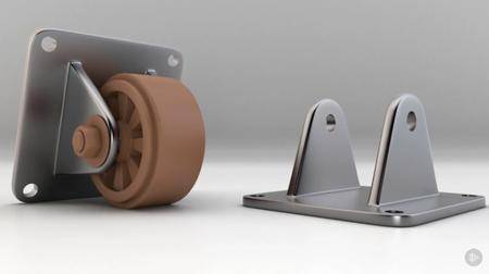 Get Started with Part Modeling in Autodesk Inventor (2016)