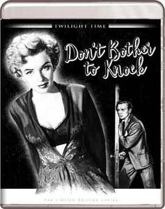 Don't Bother to Knock (1952) + Extras