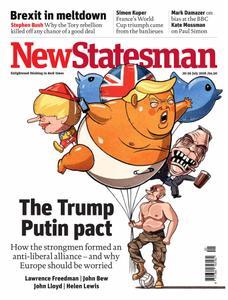 New Statesman - 20 - 26 July 2018