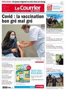 Le Courrier de l'Ouest Angers – 29 juillet 2021