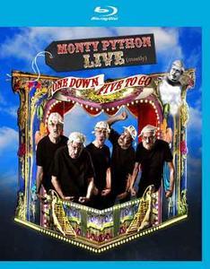 Monty Python Live (Mostly) (2014)