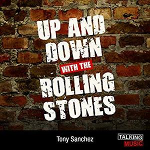 Up and Down with The Rolling Stones [Audiobook]