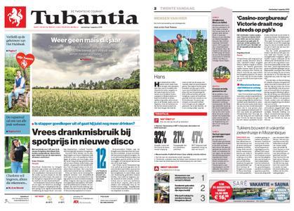 Tubantia - Enschede – 01 augustus 2019
