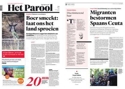 Het Parool – 27 juli 2018