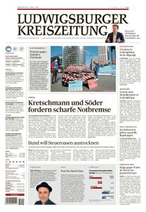 Ludwigsburger Kreiszeitung LKZ - 01 April 2021