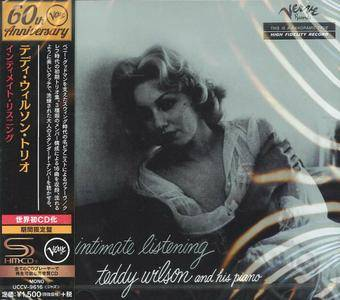 Teddy Wilson And His Piano - Intimate Listening (1954) {2016 Japan Verve 60th Rare Albums SHM-CD Reissue Series UCCV-9616}