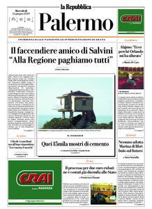 la Repubblica Palermo – 12 giugno 2019