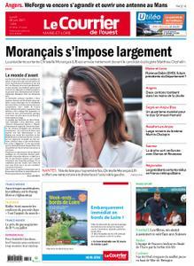 Le Courrier de l'Ouest Cholet – 28 juin 2021