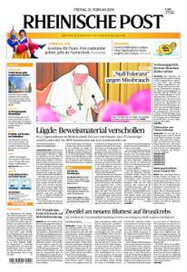 Rheinische Post – 22. Februar 2019