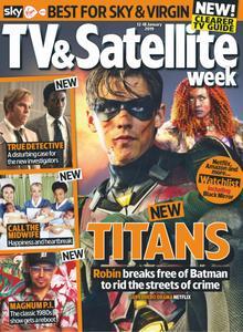 TV & Satellite Week - 12 January 2019