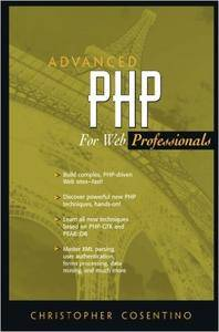 Advanced PHP for Web Professionals (Repost)