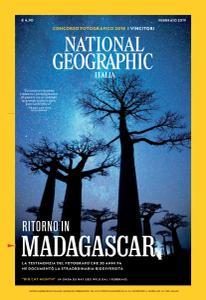 National Geographic Italia - Febbraio 2019