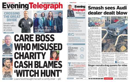 Evening Telegraph First Edition – December 04, 2019