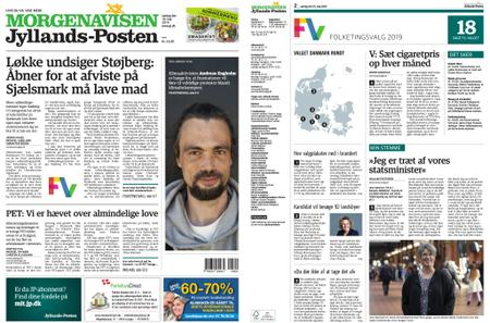 Jyllands-Posten – 18. maj 2019