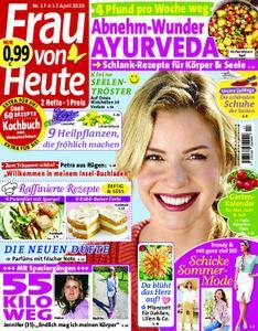 Frau von Heute – 17. April 2020