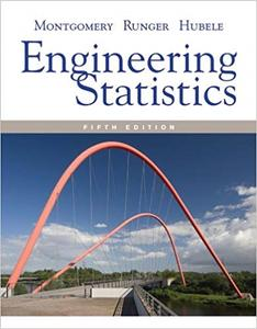 Engineering Statistics (5th Edition)