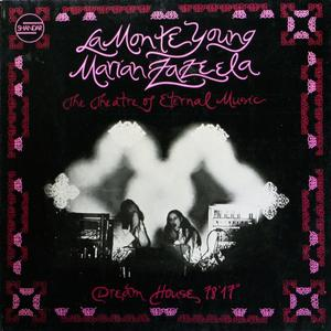 "La Monte Young & Marian Zazeela - The Theatre Of Eternal Music: Dream House 78'17"" (1973) {Vinyl, Shandar 83 510 rel 1974}"