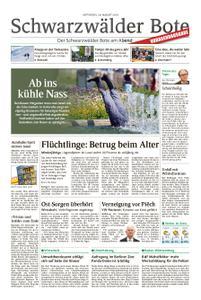 Schwarzwälder Bote Sulz - 28. August 2019