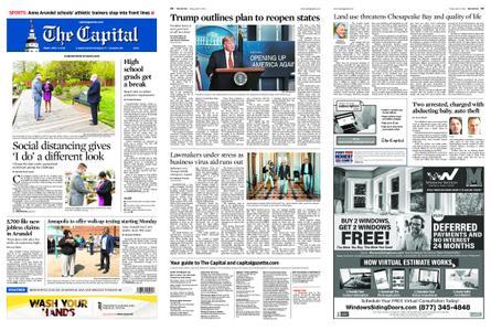 The Capital – April 17, 2020