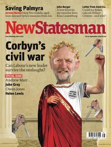 New Statesman - 18 - 24 September 2015