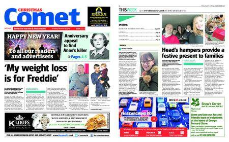 The Comet Hitchin – December 28, 2017