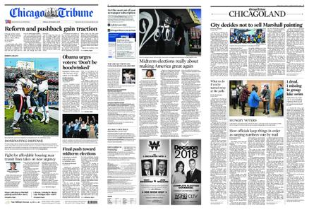Chicago Tribune – November 05, 2018