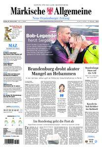 Neue Oranienburger Zeitung - 26. Februar 2018
