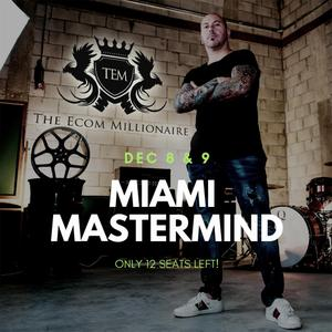 Gabriel Beltran - The Ecom Millionaire Miami Mastermind