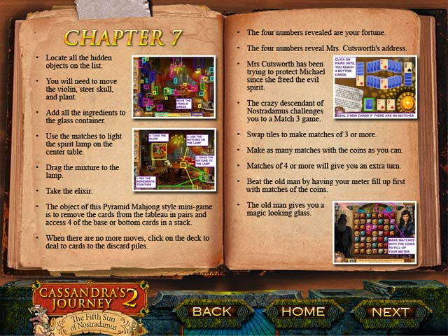 Cassandras Journey 2 The Fifth Sun of Nostradamus Strategy Guide  0.1.0.5-HERITAGE
