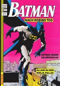 Batman 07 - Allein in der Ninja-Falle 1990