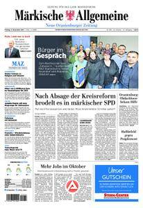 Neue Oranienburger Zeitung - 03. November 2017