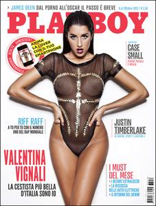 Playboy Italy - Ottobre 2013