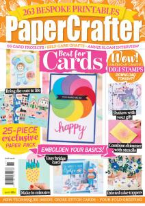 PaperCrafter - Issue 160 - June 2021