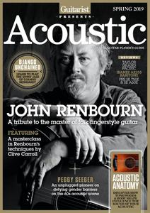 Guitarist Presents: Acoustic – May 2019