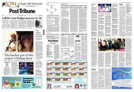 Post-Tribune – December 06, 2019