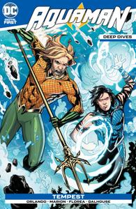 Aquaman - Deep Dives 003 (2020) (Digital-Empire